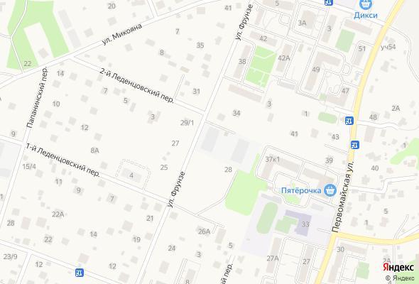 купить квартиру в ЖК на ул. Фрунзе 30 (Сходня)