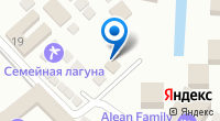 Компания Калина красная на карте