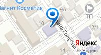 Компания Детская музыкальная школа №1 на карте