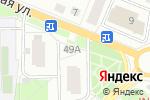 Схема проезда до компании Едок в Москве