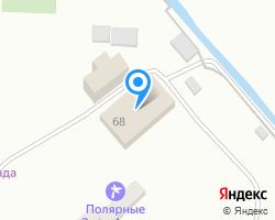 Схема местоположения почтового отделения 353456