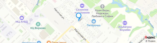 Штурманская улица