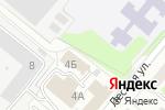 Схема проезда до компании Волшебница в Троицке