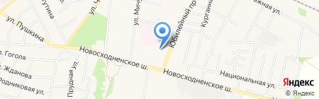QWIKLY на карте Химок