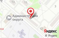 Схема проезда до компании Агентство Недвижимости «Новая Волна» в Троицке