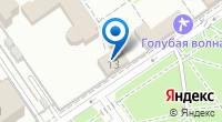 Компания Голубая волна, ФГУ на карте