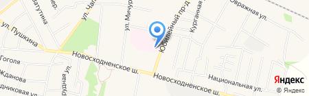 Химкинское районное судебно-медицинское отделение на карте Химок
