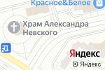 Схема проезда до компании Мирабель в Москве