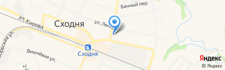 Двери-СП на карте Химок