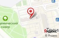 Схема проезда до компании Росуниверконсалт в Троицке