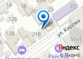Центр армянской национальной культуры им. Н.А. Испирьяна на карте