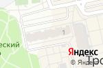 Схема проезда до компании Чемпион в Москве