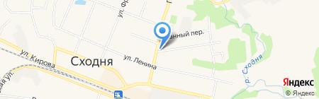 Mebe девелопмент на карте Химок