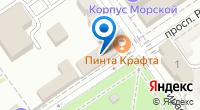 Компания Анапская торгово-промышленная палата на карте