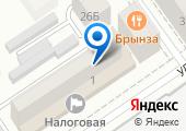 Инспекция Федеральной налоговой службы России по городу-курорту Анапа на карте
