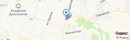 Пульт Отдела вневедомственной охраны при УВД по г. Химки на карте Химок