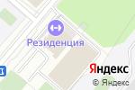 Схема проезда до компании Резиденция Бьюти в Москве
