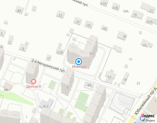 Управляющая компания «Стройгрупп» на карте Химок