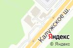 Схема проезда до компании Татнефть в Троицке