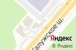 Схема проезда до компании Бухта в Троицке