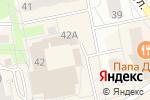 Схема проезда до компании Таверна №1 в Москве