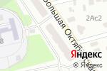 Схема проезда до компании Стройимпульс в Троицке