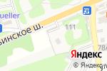 Схема проезда до компании Данила, Макар и братья в Гольево