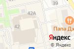 Схема проезда до компании ХрюКому в Троицке
