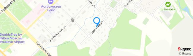 Заветная улица
