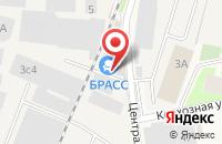 Схема проезда до компании Rent4Event в Гольево