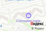Схема проезда до компании Mini Bar в Москве