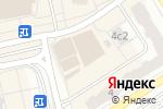 Схема проезда до компании Невские продукты в Москве