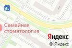 Схема проезда до компании New Days в Москве