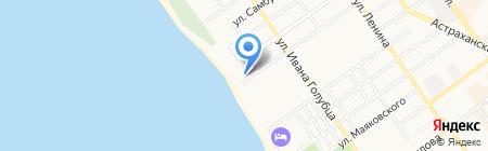 Центр гигиены и эпидемиологии в Краснодарском крае на карте Анапы