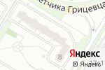 Схема проезда до компании Суши Light в Москве