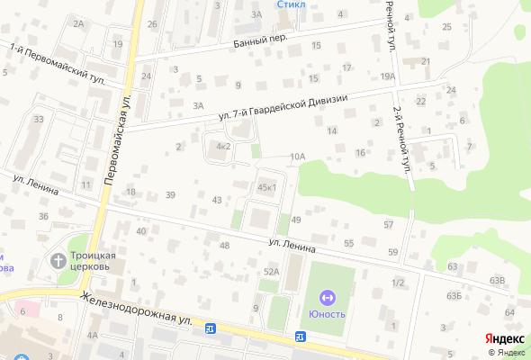 жилой комплекс Гвардейский