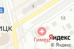 Схема проезда до компании Клаксон в Москве