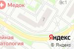 Схема проезда до компании Всё для ремонта в Москве