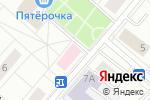 Схема проезда до компании Административно-техническая инспекция по Троицкому и Новомосковскому округам в Троицке