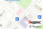 Схема проезда до компании Стоматологическая клиника в Москве