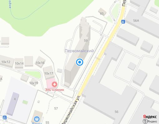 Управляющая компания «Сварог» на карте Химок
