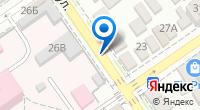 Компания Витязево на карте