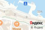 Схема проезда до компании Рай в Анапе