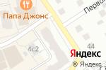 Схема проезда до компании Парикмахерская в Троицке