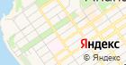 Гостевой дом на Терской на карте