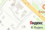 Схема проезда до компании Магазин сантехники в Красногорске