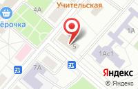Схема проезда до компании Строительная Фирма «Модуль» в Троицке