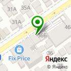Местоположение компании АВС-Проект