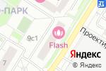 Схема проезда до компании Кутузовский парк в Москве