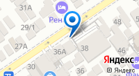 Компания Верная мебель на карте